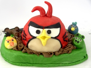 "Dort ""Angry birds"""